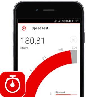 vodafone test vodafone speedtest messen sie ihre netz geschwindigkeit