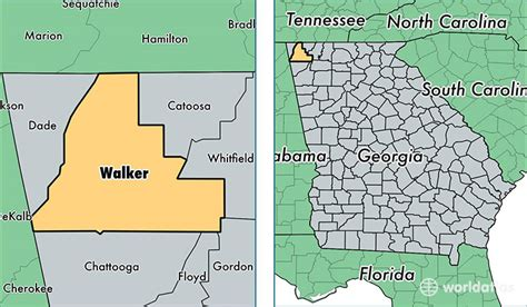 Walker County Ga Property Records Walker County Images