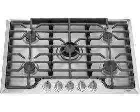 stainless steel gas cooktop kenmore elite 32703 30 quot gas cooktop stainless steel