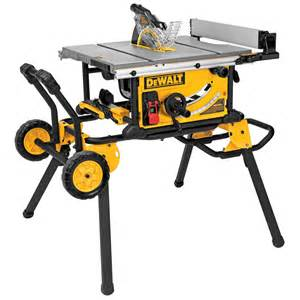 Lowes Portable Table Saw by Shop Dewalt 10 In Table Saw At Lowes