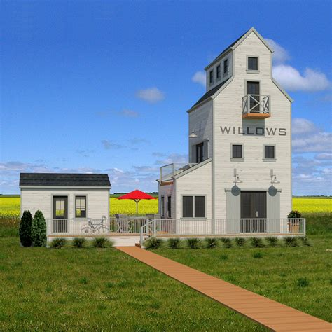 Saskatchewan 1016 Robinson Plans