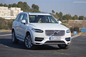Volvo xc90 new model 2016 car release date