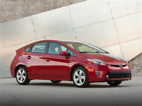 Toyota Prius 2015 Mpg 2015 Toyota Prius Price Photos Reviews Features
