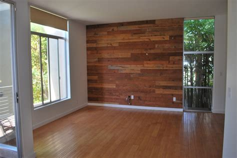 Tile In Dining Room by Custom Reclaimed Wood Accent Wall Rustic San Diego