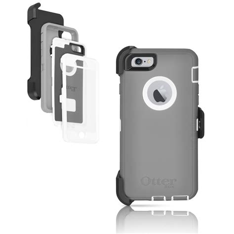 Otterbox Original Defender Series For Iphone 6 Purplepink otterbox defender iphone 6 6s 4 7 quot holster