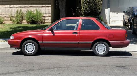how petrol cars work 1992 nissan sentra auto manual 1992 nissan sentra se coupe 1 6l manual