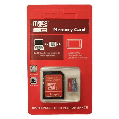Memory Card Micro Sd 128gb 128gb Micro Sd Memory Card With Adaptor Mobile Device
