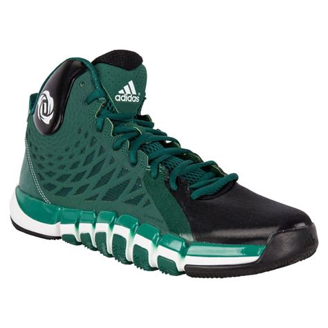 adidas derrick basketball shoes green mens adidas shoes