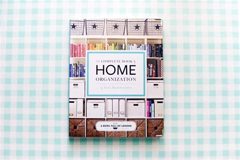 home organizers in the kitchen with the complete book of home organization