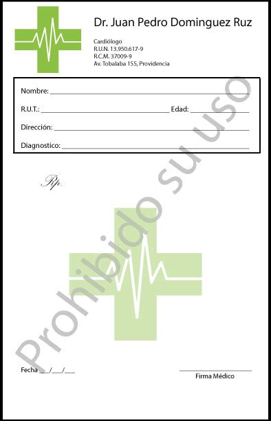 imagenes de recetas medicas logo cruz recetas medicas