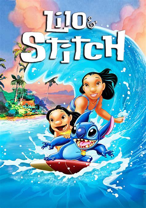Stitch Mo leroy and stitch dvd