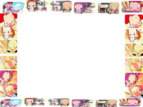 anime characters ppt backgrounds 1024x768 resolutions