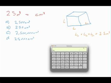 how to convert meters cubed to centimeters cubed