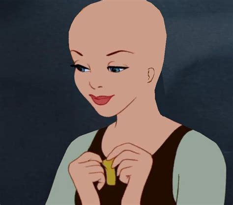 round 1 who is the most beautiful princess bald reverse