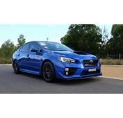 2017 Subaru WRX S Edition On Sale Now  Photos CarAdvice