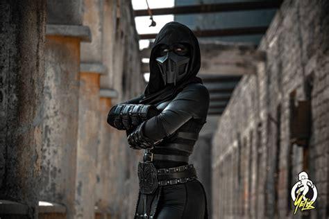 Noob Saibot from Mortal Kombat 11 Cosplay X 23 Cosplay