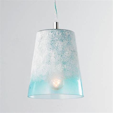 aqua glass pendant light 17 best images about turquoise teal aqua on pinterest