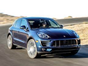 Porsche Macab Porsche Macan S Specs 2014 2015 2016 2017 Autoevolution