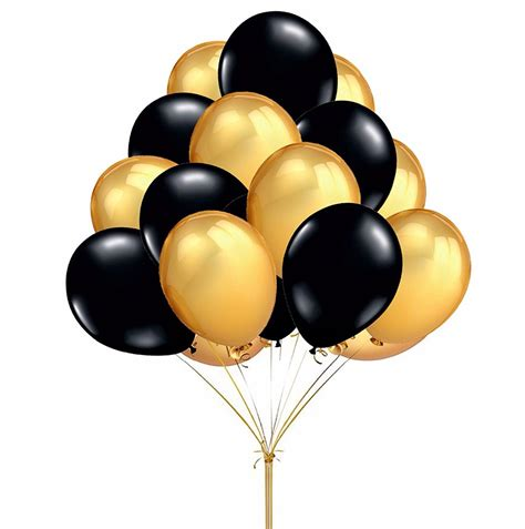 Cheap Home Decor Store by Popular Black And Gold Balloons Decorations Buy Cheap