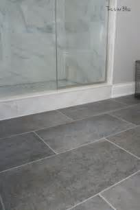 bathroom floor tile ideas 25 best gray tile floors ideas on tile floor