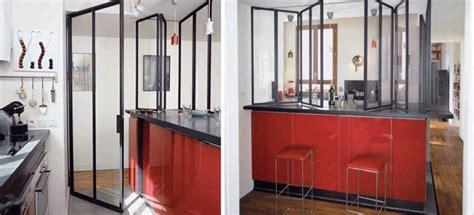 comment fermer une cuisine am駻icaine cuisine ouverte ou ferm 233 e architecture interieure conseil