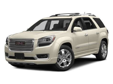 Gmc Acadia Reliability by Gmc Acadia Consumer Reports