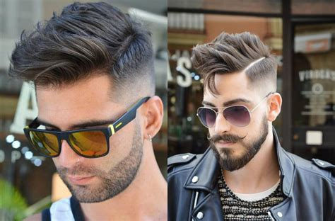 stylish haircuts for men with beards fresh stylish mens undercut beards 2017 hairdrome com
