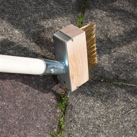 patio cleaning brush decking cleaning brush block paving brush for home