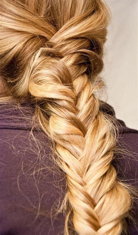 braiding thick hair thick braid hair pinterest