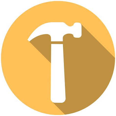 Hammer icon housing and residential life