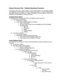 best photos of hospital disaster plan template sle
