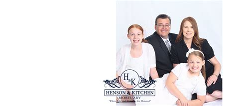 Henson And Kitchen Mortuary by Special Feature Funeral Business Advisor Magazine