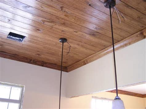 Stained Ceiling by Stained Molding
