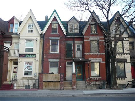 row houses record breaking year for gta home sales capped off by