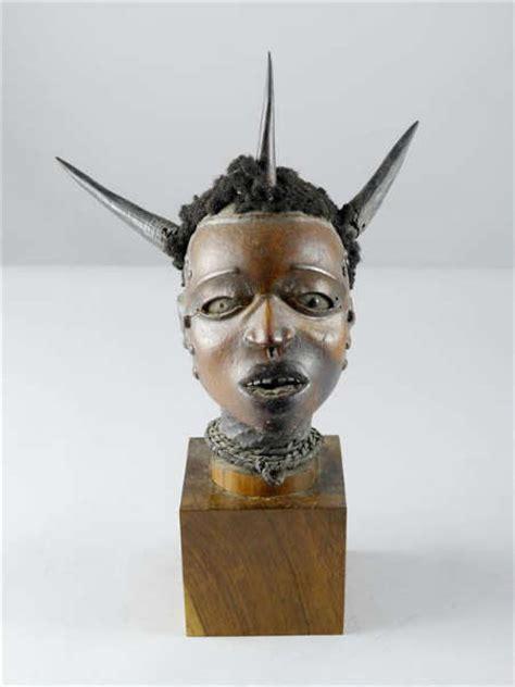 Headdress Of The Sleeper by Ekoi Bruno Claessens