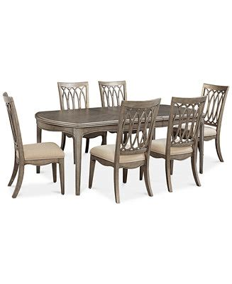 hayley dining room set kelly ripa home hayley 7 pc dining set dining table 6