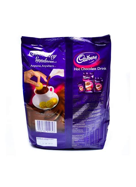 Cadbury 3 In 1 cadbury chocolate drink 3 in 1 bag 450g klikindomaret
