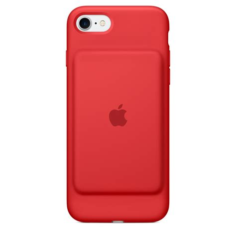 apple battery case iphone 7 i 231 in smart battery case product red 171 lydia com tr