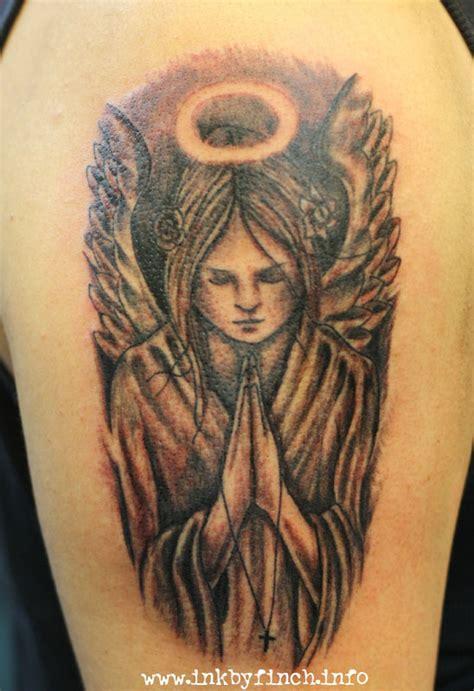 tattoo angel praying praying angel tattoo design tattooshunt com