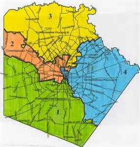 bexar county map bexar county commissioners