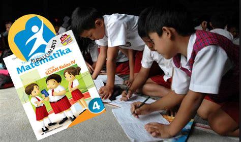 Pembelajaran Terpadu Tematik By Deni buku matematika dan pjok kelas 4 sd kurikulum 2013 revisi 2016 info kabar guru