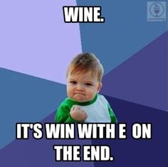 Win Meme Baby - wine memes wine for the win