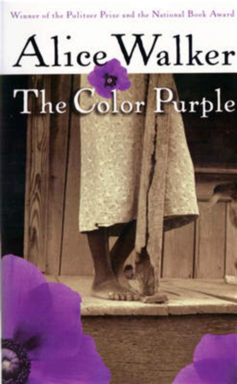 color me purple book book the color purple walker the official