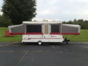 8 Sleeper Rv by Utah Pop Up Cer Excellent Condition Smoke Free Cer