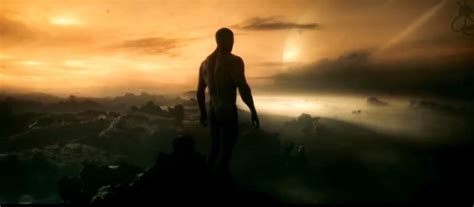 sam worthington titan movie the titan trailer sam worthington becomes super human in