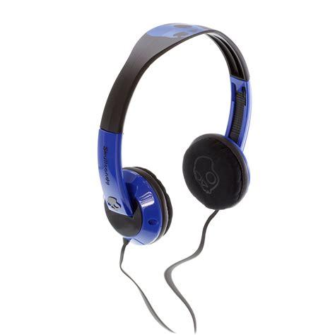 Headphone Skullcandy Uprock skullcandy uprock 2011 blue black headphones s5urcz 101