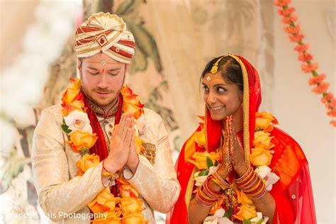 detroit mi indian fusion wedding by brandon rais photography