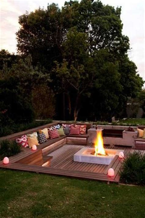 sunken backyard pit 23 impressive sunken design ideas for your garden and yard