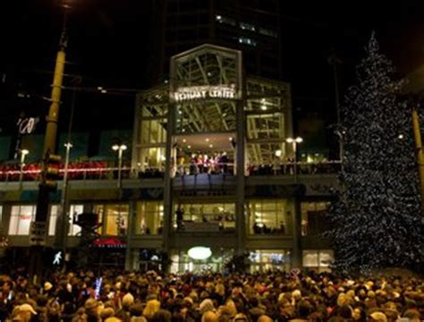 westlake center christmas tree lighting westlake center tree lighting