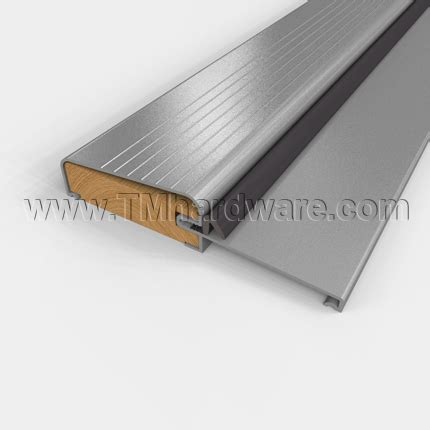 Exterior Door Seals Thresholds Residential Aluminum Fixed Threshold Outswing With Kerf